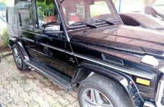 Sell authentic 2017 Mercedes-Benz G-Class at mileage 2,008