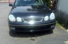 Selling 2002 Lexus GS automatic in good condition at price ₦1,600,000