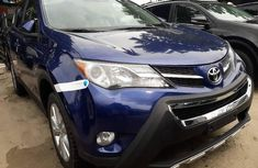 Sell used 2015 Toyota RAV4 suv automatic in Lagos