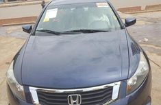 Sell cheap blue 2010 Honda Accord automatic