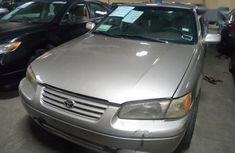 Toyota Camry 1998 Automatic Silver color for sale