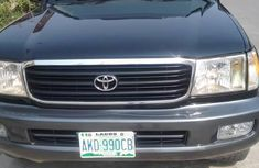 Toyota Land Cruiser 2003 Black color for sale