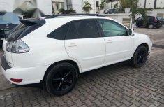 Lexus RX 350 4x4 2007 White color for sale