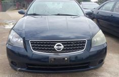 Sell used 2002 Nissan Altima automatic at mileage 50,000