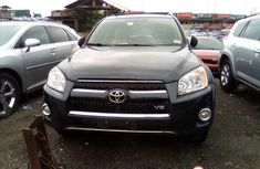 Foreign Used 2010 Toyota Rav4 for sale