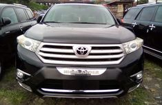 Foreign Used 2012 Toyota Highlander for Sale