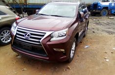 Foreign Used 2016 Lexus GX 460