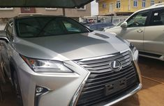 Sell used 2016 Lexus RX at price ₦16,500,000