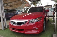 Sell well kept 2011 Honda Accord in Lagos