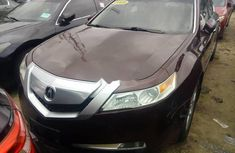 Used 2010 Acura TL automatic for sale at price ₦3,380,000 in Lagos