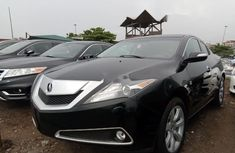 Sell well kept black 2010 Acura ZDX automatic in Lagos