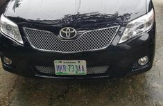 Very clean 2010 Toyota Camry for sale at price ₦1,650,000