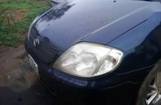Toyota Corolla 2003 Liftback Blue color for sale
