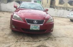 Need to sell cheap used 2006 Lexus IS automatic in Ibadan