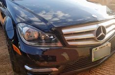 Well maintained 2013 Mercedes-Benz C300 sedan automatic for sale in Enugu