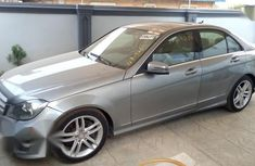 Mercedes-Benz C300 2012 Gray for sale