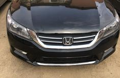 Used black 2014 Honda Accord automatic for sale at price ₦4,380,000