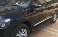 Sell black 2018 Toyota Land Cruiser automatic at price ₦43,000,000 in Lagos