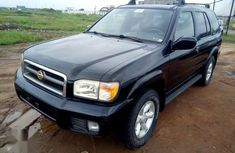 Used 2000 Nissan Pathfinder automatic for sale