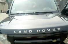 Selling black 2008 Land Rover LR3 automatic at price ₦2,150,000 in Ikeja