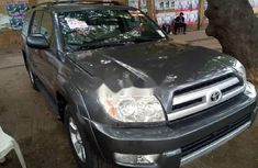 Selling grey 2004 Toyota 4-Runner in Lagos