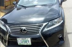 Lexus RX 2013 350 AWD Gray color for sale