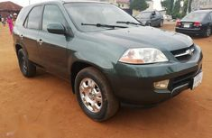 Clean green 2004 Acura MDX automatic car at attractive price