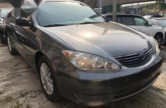 Clean direct used grey/silver 2002 Toyota Camry automatic