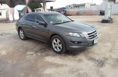 Grey 2011 Honda Accord CrossTour for sale at price ₦2,500,000 in Lagos