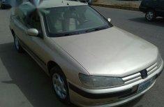 Peugeot 406 2000 Gold color for sale
