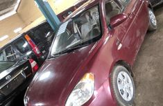 Well maintained red 2008 Hyundai Accent manual for sale