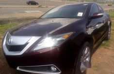 Need to sell cheap used 2011 Acura ZDX automatic