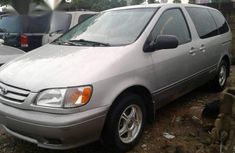 Grey 1997 Toyota Sienna car van manual in Katsina