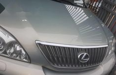 Sell grey 2007 Lexus RX automatic in Lagos at cheap price