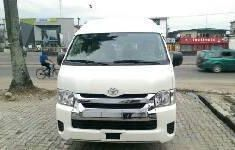 Toyota HiAce 2018 Petrol Manual White