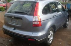 Grey 2004 Honda CR-V automatic at mileage 50,000 for sale