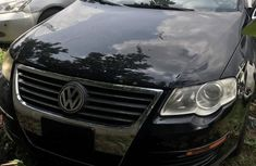 Sell well kept black 2008 Volkswagen Passat automatic at price ₦2,200,000