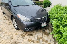 Used black 2007 Toyota Solara car automatic at attractive price