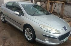 Need to sell cheap used 2005 Peugeot 407 at mileage 128,000 in Ibadan