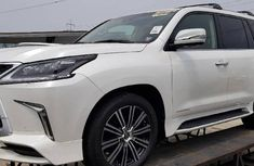 Need to sell super clean white 2019 Lexus LX