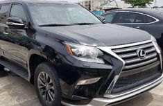 Best priced used 2017 Lexus GX automatic at mileage 0