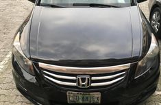 Authentic black 2010 Honda Accord automatic in good condition