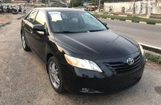 Toyota Camry 2008 Black color for sale