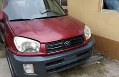 Used 2002 Toyota RAV4 suv / crossover at mileage 123,547 for sale