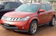 Used 2005 Nissan Murano suv automatic for sale in Lagos
