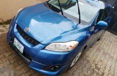 Sell cheap blue 2010 Toyota Matrix automatic