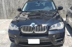 Clean black 2012 BMW X5 automatic car at attractive price