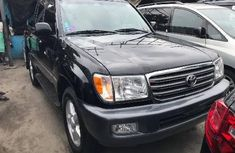 Well maintained 2005 Toyota Land Cruiser automatic at mileage 0 for sale