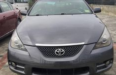 Toyota Solara 2008 Beige color for sale