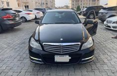 Well maintained 2012 Mercedes-Benz C300 for sale at price ₦3,400,000 in Lagos